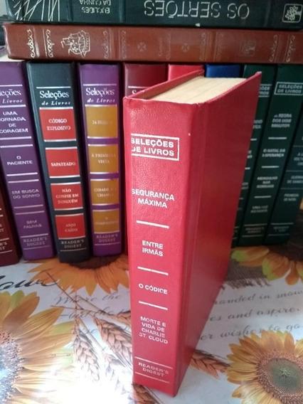 Livro Seleções De Livros Readers Digest 4 Títulos Em 1