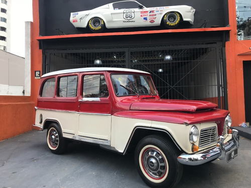 1963 Rural Willys Luxo