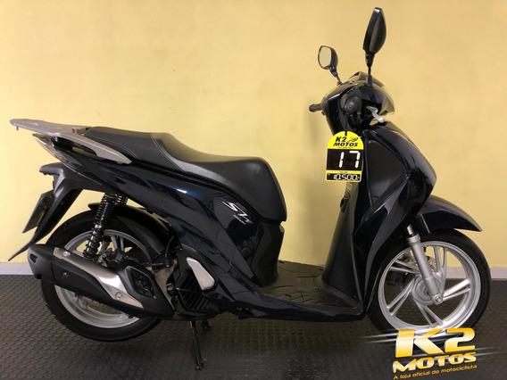 Oferta Premium Scooter Sh150i (2017/2017) Cinza Metálico