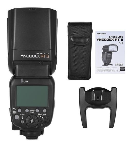 Flash Yongnuo Canon Speedlite Yn600 Ex Rt Ii