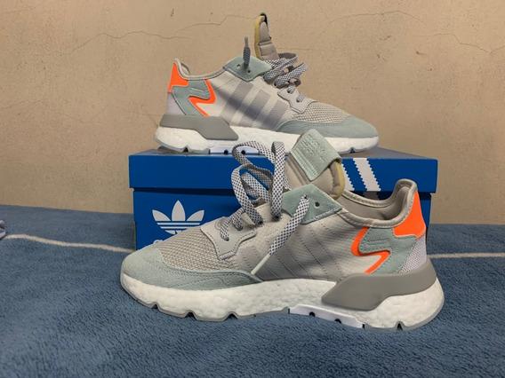 Zapatillas Adids Nite Jogger, Talle 9 Us. Nuevas, Sin Uso