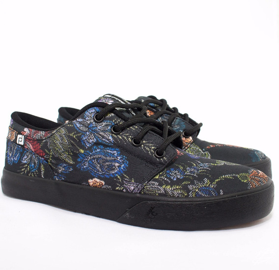 Tênis Feminino Floral Freeday New Boss Original