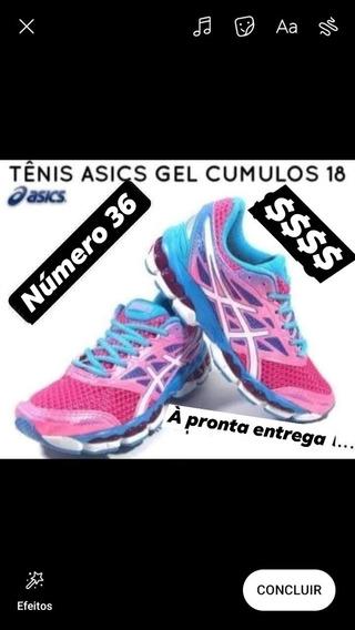 Tênis Gel Cúmulos Asics
