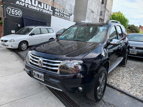 Renault Duster 2.0 Ph2 4x4 Privilege 143cv 2012