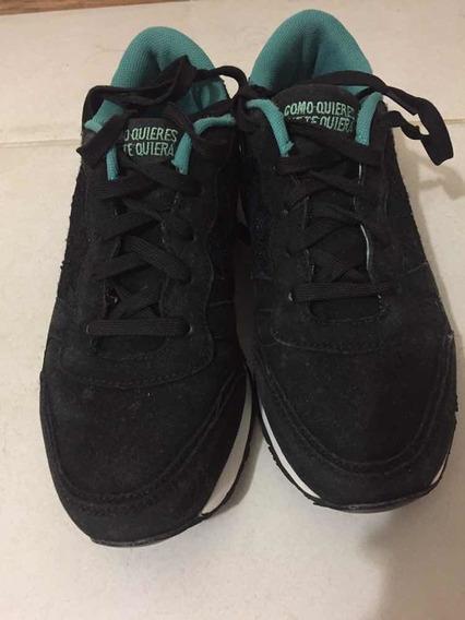 Zapatillas Negras Urbanas