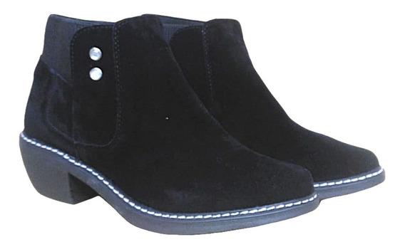 Botineta Dama Savage Bota Mujer Zapato Moda Super Livianos