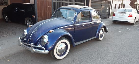 Volkswagen Sedan 1964 Ragtop Vocho Bocho Clasico