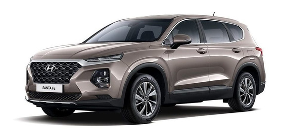Hyundai Santa Fé Premium 7 P 2019 0km