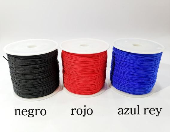 Hilo Chino Para Pulseras. Rollo De 100 Metros (grosor 0.8mm)