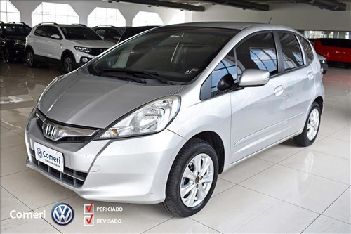 Honda Fit 1.4 Lx Flex 4p Manual