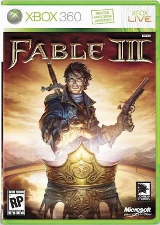 Fable 3 - Xbox 360 - Mídia Digital
