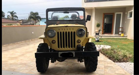 Jeep Cj3b
