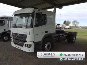Mercedes Benz Atego 1419/48 Camiones Nuevo Financiación