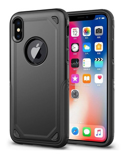 Protector Funda Case Uso Rudo iPhone 5 6 7 8 X Xs Xr Xs Max