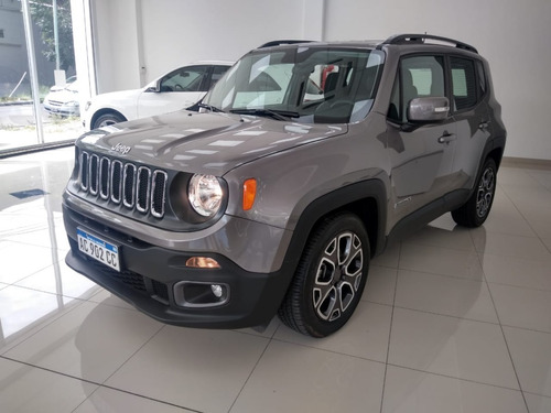 Jeep Renegade 1.8 Longitude At6 2018 7.500 Km. Única Mano