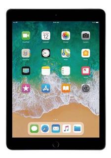 iPad Apple Retina 9.7 Ios11 32gb Camara 8mp 6th Gris Nuevo