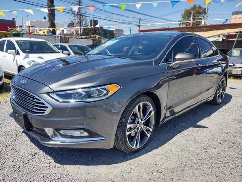 Imagen 1 de 14 de Ford Fusion 2.0 Titanium At 2017