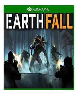 Earthfall Caida De Tierra Xbox One Online Y Offline