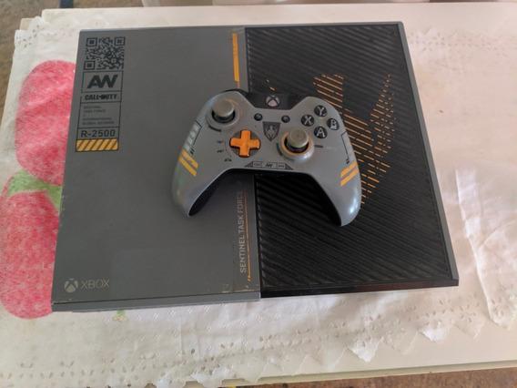 Xbox One 1 Tera Edição Especial Call Of Duty