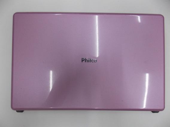 Carcaça Tampa Da Tela Netbook Philco Phn 11a -usada
