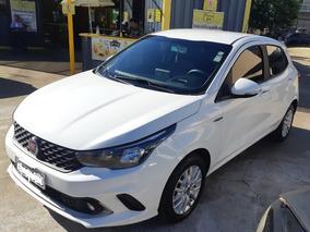 Fiat Argo Precision 1.8 Branco 2018