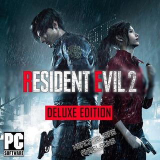 Resident Evil 2 Deluxe Edition Pc Español