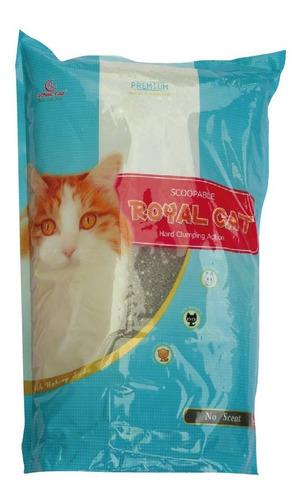 Arena Para Gato Scoopable Tarro Sin Olor Royal Cat 9.2kg