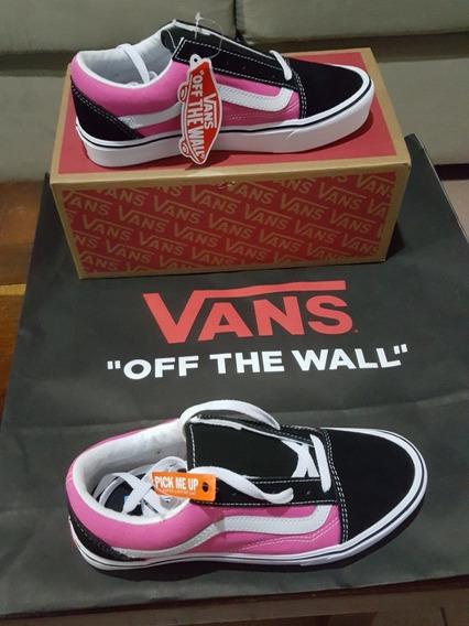 Zapatillas Vans Off The Wall Nuevo Originales