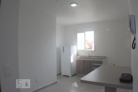 Apartamento No 1º Andar Com 1 Dormitório E 1 Garagem - Id: 892961048 - 261048