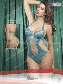 Conjunto Lencería Vicky Form Sexy Y Elegante + Envió Gratis