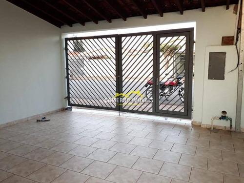Imagem 1 de 21 de Casa Com 3 Dormitórios À Venda, 100 M² Por R$ 320.000,00 - Jardim Pântano - Santa Bárbara D'oeste/sp - Ca1942