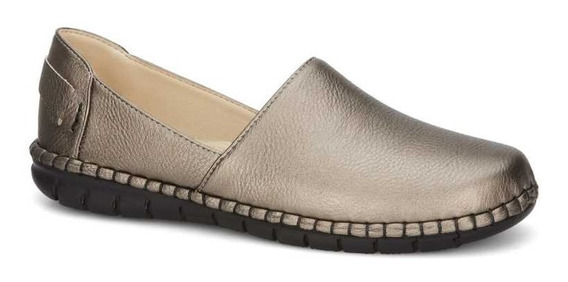 Zapato Loafer Dama Confort Antimonio Casuales Comodos