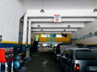 Salão Para Alugar, 260 M² - Bussocaba - Osasco/sp - Sl0053