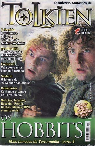 J. R. R. Tolkien Vol. 10 (o Universo Fan Não Informado