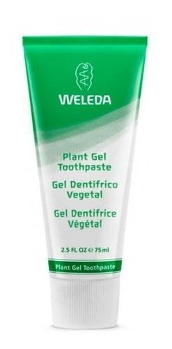 Imagen 1 de 7 de Gel Dentífrico Vegetal Weleda Organico Encias Sensibles