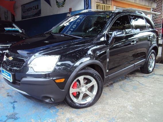 Chevrolet Captiva 2.4 Sport Ecotec 2012 Top Linha