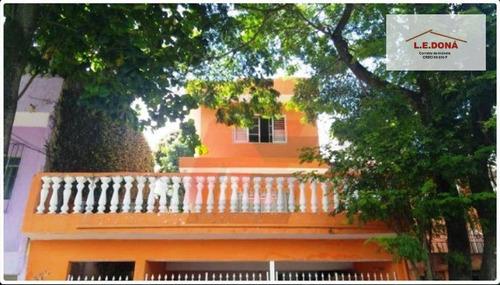 Sobrado Com 2 Dormitórios À Venda, 140 M² Por R$ 390.000 - Jardim Roberto - Osasco/sp - So0518