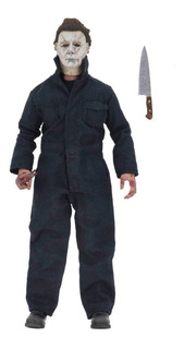 Neca 2018 Halloween Michael Myers 8 Inch Clothed