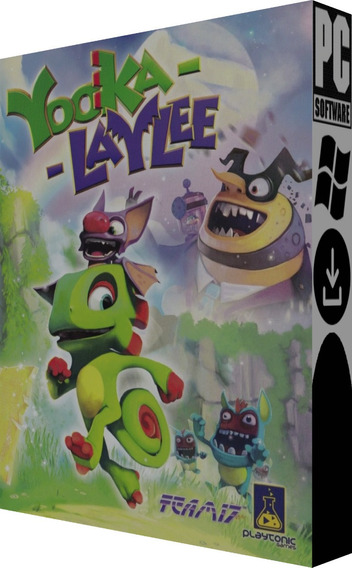Yooka-laylee - Pc - Digital