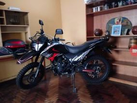 Moto Davest Max 200 - Todo Terreno En Perfecto Estado