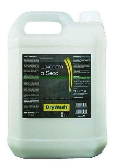 Shampoo Lavagem Seco Neutro 5 Litros Drywash O Melhor Preço