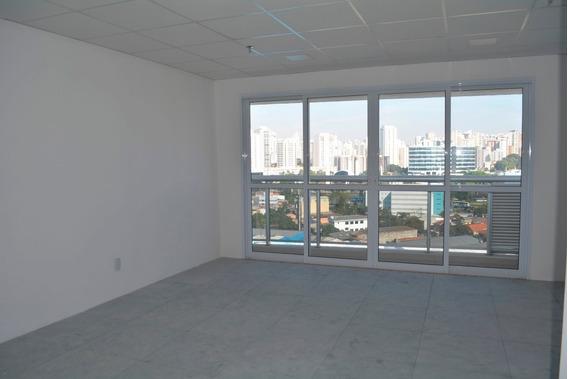 Conjunto Em Várzea Da Barra Funda, São Paulo/sp De 37m² À Venda Por R$ 540.000,00 - Cj163863