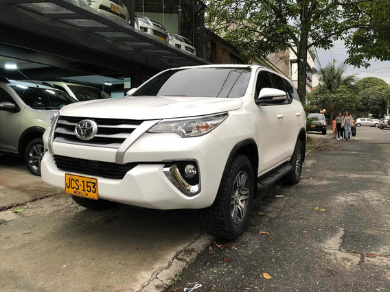 Toyota Fortuner At 2.7 4x2 Gsl 2017