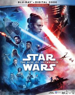 Star Wars Episode Ix Rise Of Skywalker Blu-ray Original Imp