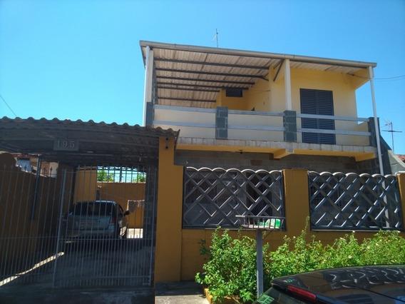 Sobrado Pronto Para Morar Com Ampla Varanda-praia Das Palmeiras - 136