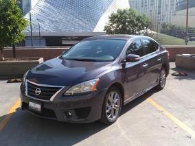 Nissan Sentra 4p Sr L4 1.8 Cvt Nav.