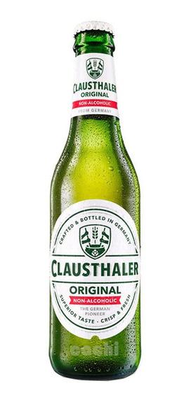 Cerveza Alemana Sin Alcohol Clausthaler Botella 330ml