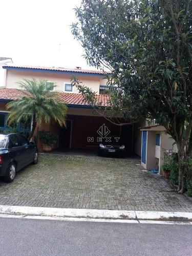 Casa Com 4 Dormitórios À Venda, 308 M² Por R$ 1.600.000,00 - Alphaville - Santana De Parnaíba/sp - Ca0157