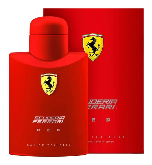 Perfume Ferrari Red 125 Ml