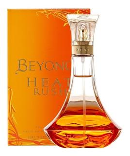 Perfume Beyonce Heat Rush 100ml Dama (100% Original)